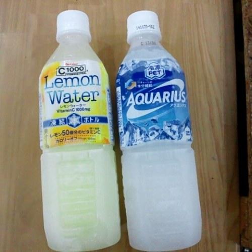 冷凍のジュース