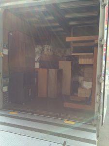 つくば市で遺品整理、家具を処分