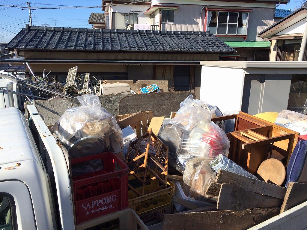 つくば市の不用品回収相場はいくら?一番安く回収する業者です。
