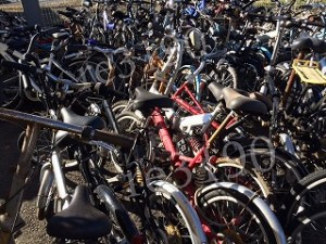 つくば市自転車の不用品回収