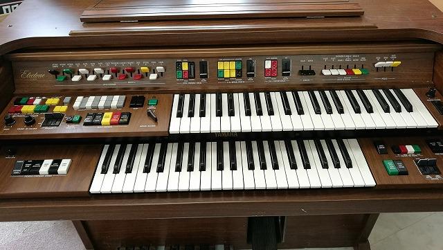 つくば市でエレクトーン、電子ピアノ、オルガンの回収、処分