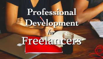 Freelance when you're...?