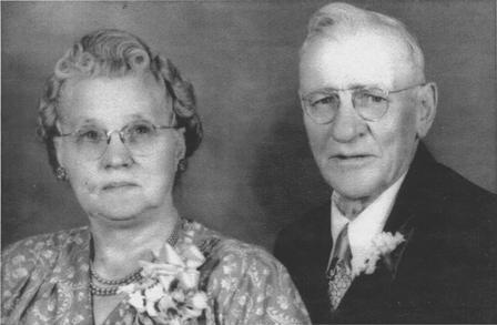 Clara Severson  The Benrud Family