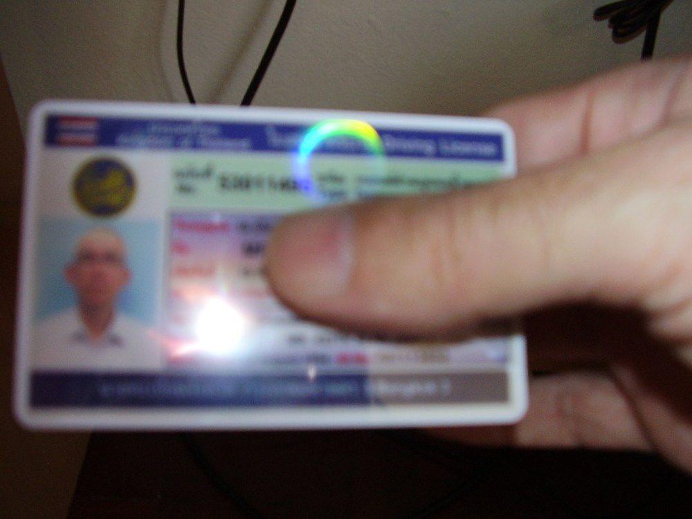 A Year in Bangkok - Getting a Thai Driving Licence (4/5)