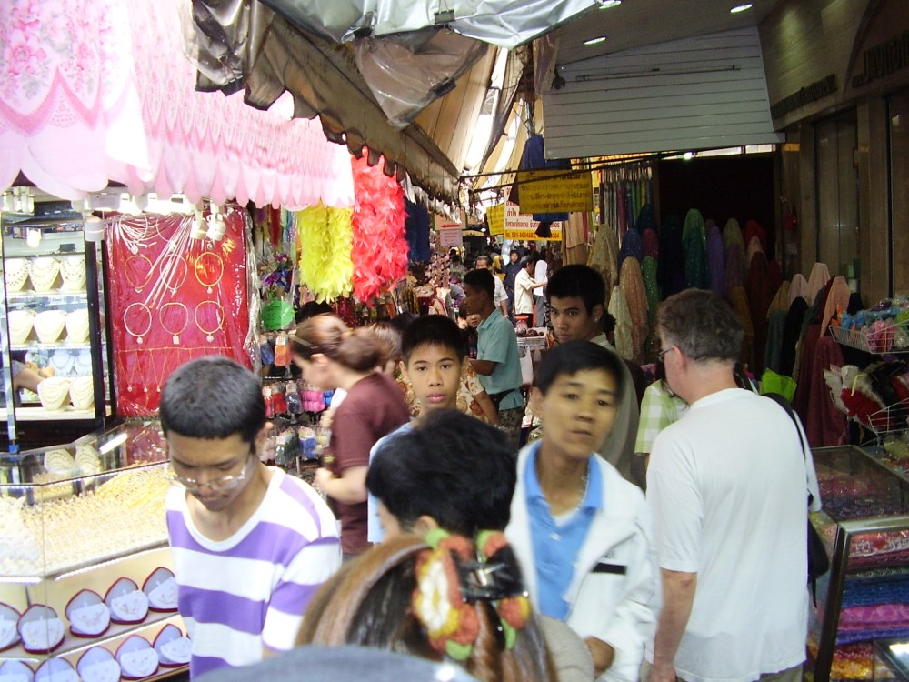 A Year in Bangkok - A Visit to Chinatown (3/6)