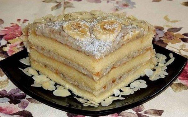 Tort de banane – Aromat si tare delicios