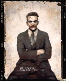 Batman Villains Envisioned In Vintage Mugshots