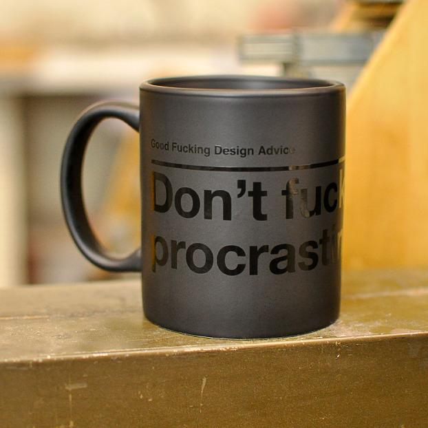 procrastinate-coffee-mug