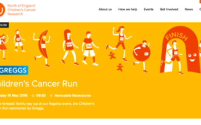 Children's Cancer Run