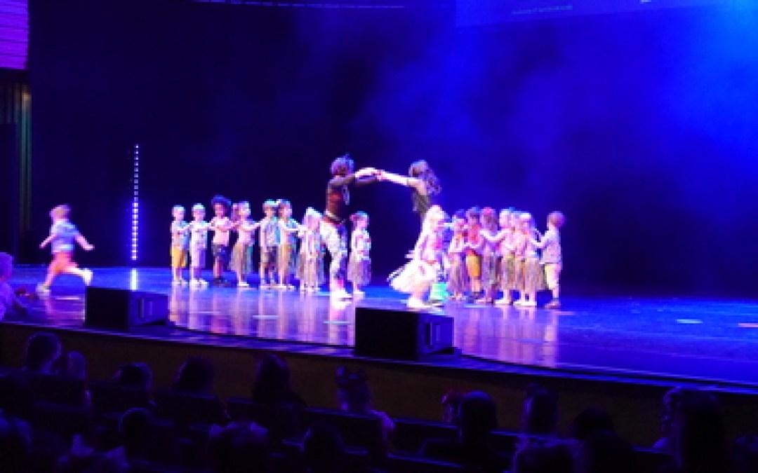 Gateshead Schools Dance Festival 2017