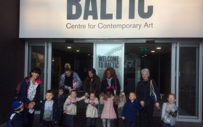 A Visit to The Baltic