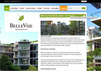 The Belle Vue Residences
