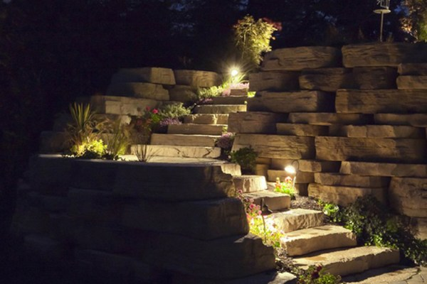 outcropping landscape stone rockford
