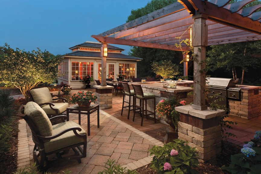 We asked designers from around the country about their predictions for the big kitchen trends we can anticipate in 2021. Outdoor Living   Benson Stone Co.   Rockford, IL