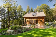 Lakefront Home Landscaping Ideas