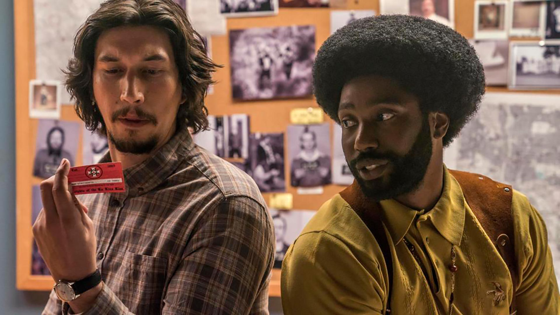 BLACKkKLANSMAN – Trailer #1
