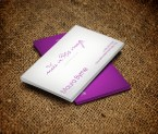 Made In His Image Business Cards