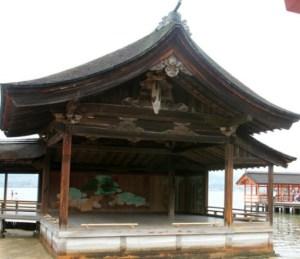 宮島厳島神社能舞台