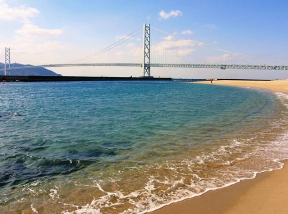 兵庫県神戸市垂水区海岸通舞子海水浴場