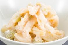 大根焙煎胡麻サラダ