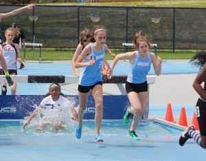 Benswic Track Club, athletic performance