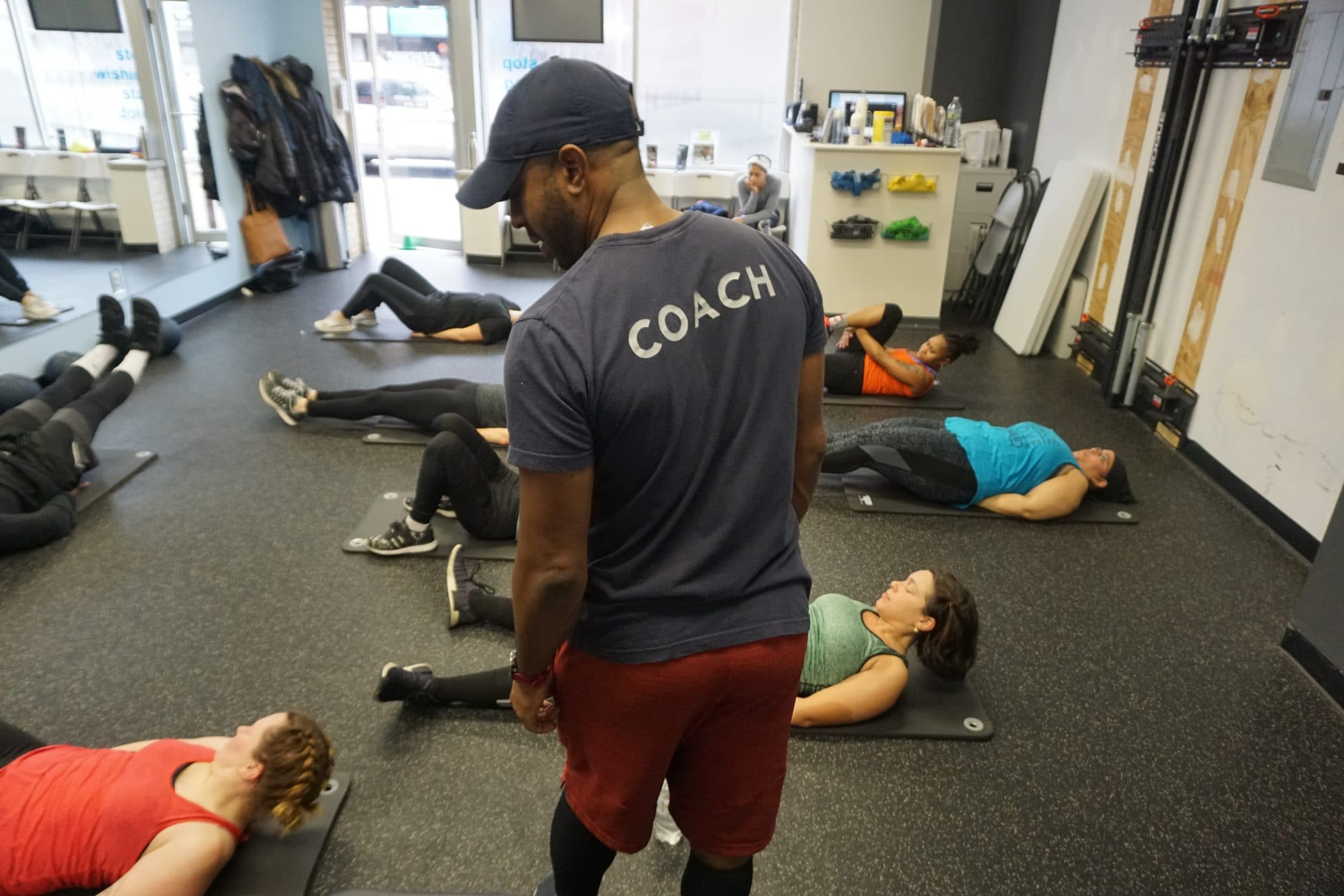 Benswic Fitness Classes Services Harlem NYC