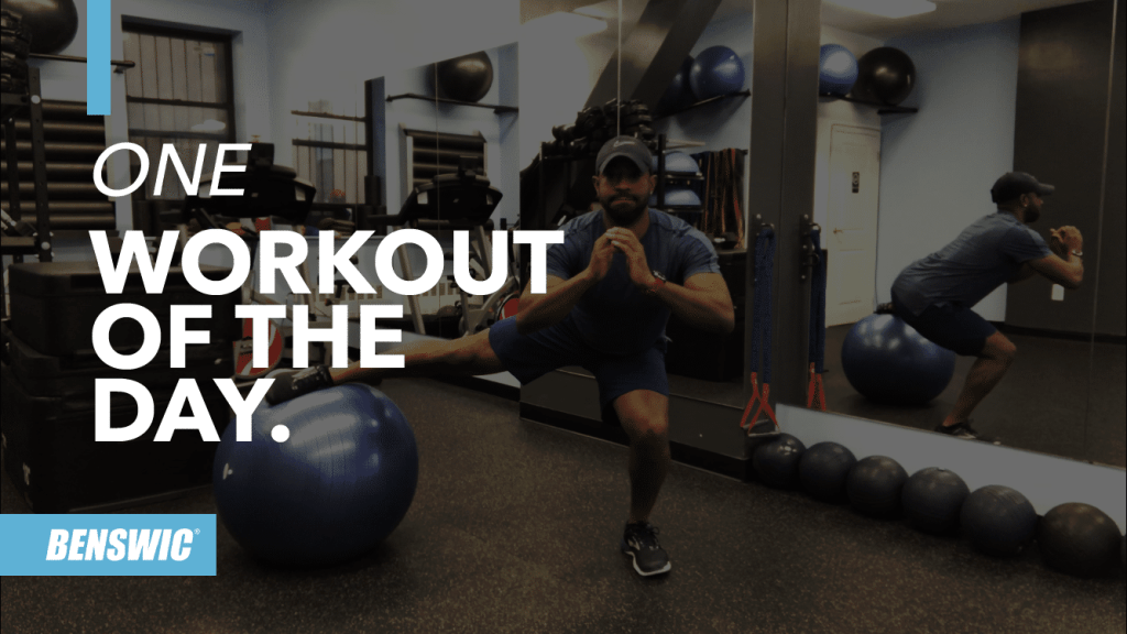 Workout of the Day!
