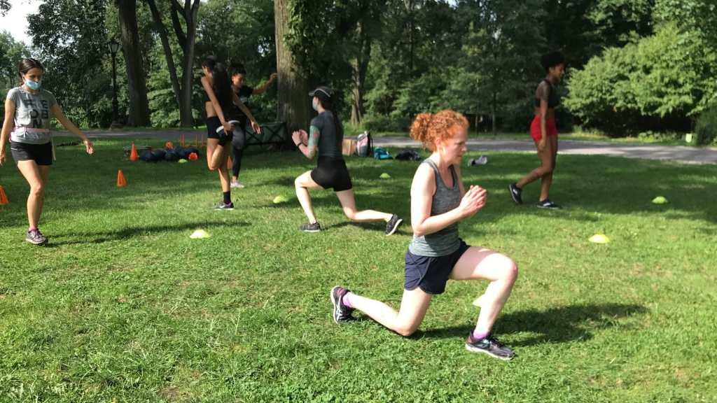 Benswic Outdoor Training Fitness Harlem, NYC