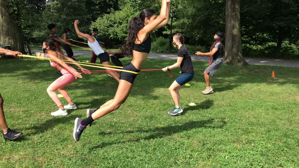 Benswic Group Classes Fitness Adult Fitness Outdoors