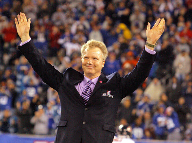 Phil Simms planning on not saying the word 'Redskins' during NFL games