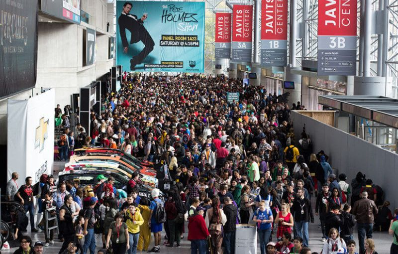 New York Comic Con is now bigger than San Diego Comic-Con
