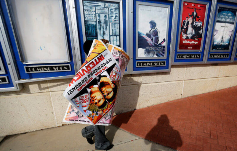 Sony cancels release of 'The Interview'