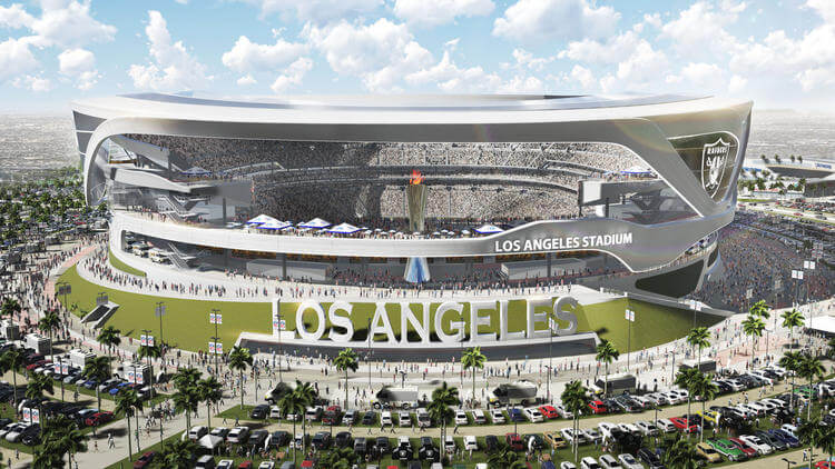 The Chargers and Raiders sharing a stadium is stupid