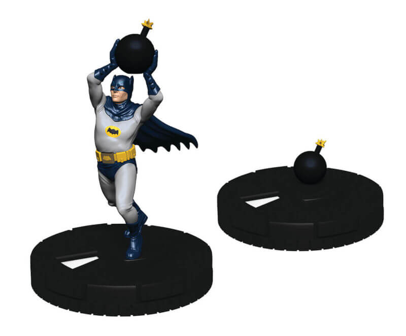 Do HeroClix figures really look like this?