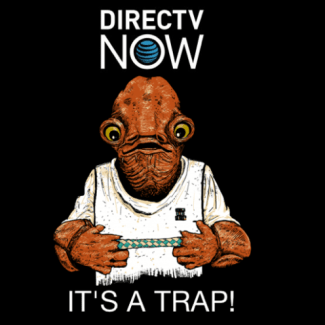 Stay away from DirecTv Now, it's a trap!
