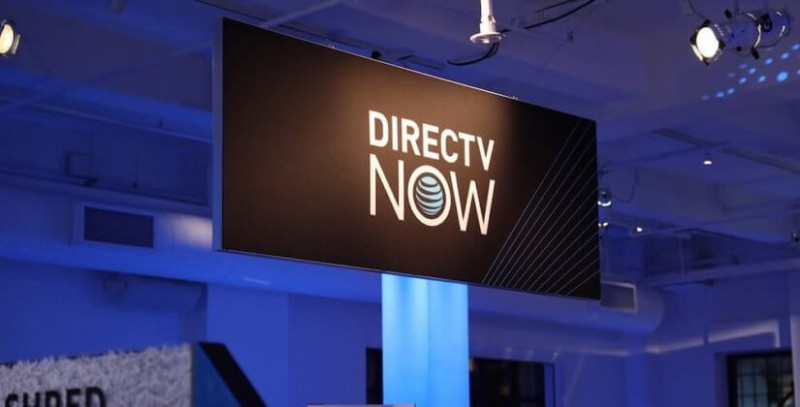 I signed up for DirecTv Now