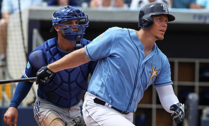 Rays Logan Morrison learns why people hate the Yankees