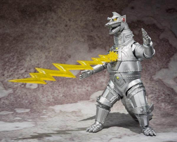 Highly articulated six-inch Mechagodzilla  action figure for $94.99