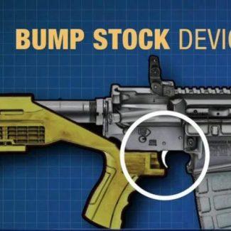 A total ban on bump stocks?