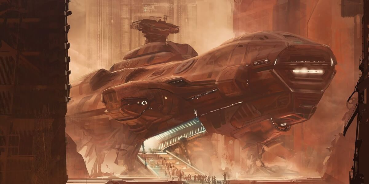 Marko Kloos, the undisputed king of military science fiction