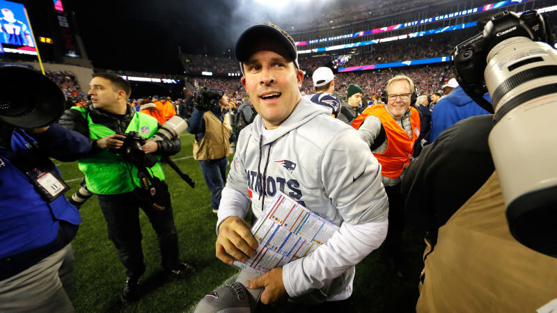 Did Josh McDaniels punk the Colts out of revenge for Deflategate?
