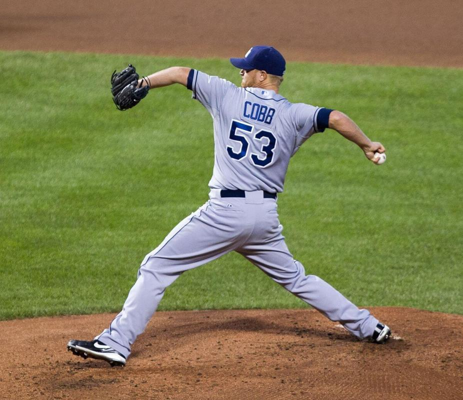 Orioles sign pitcher Alex Cobb to four-year, $60 million deal