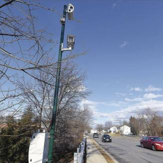 Hagerstown welcomes its new electronic overlords, red light cameras