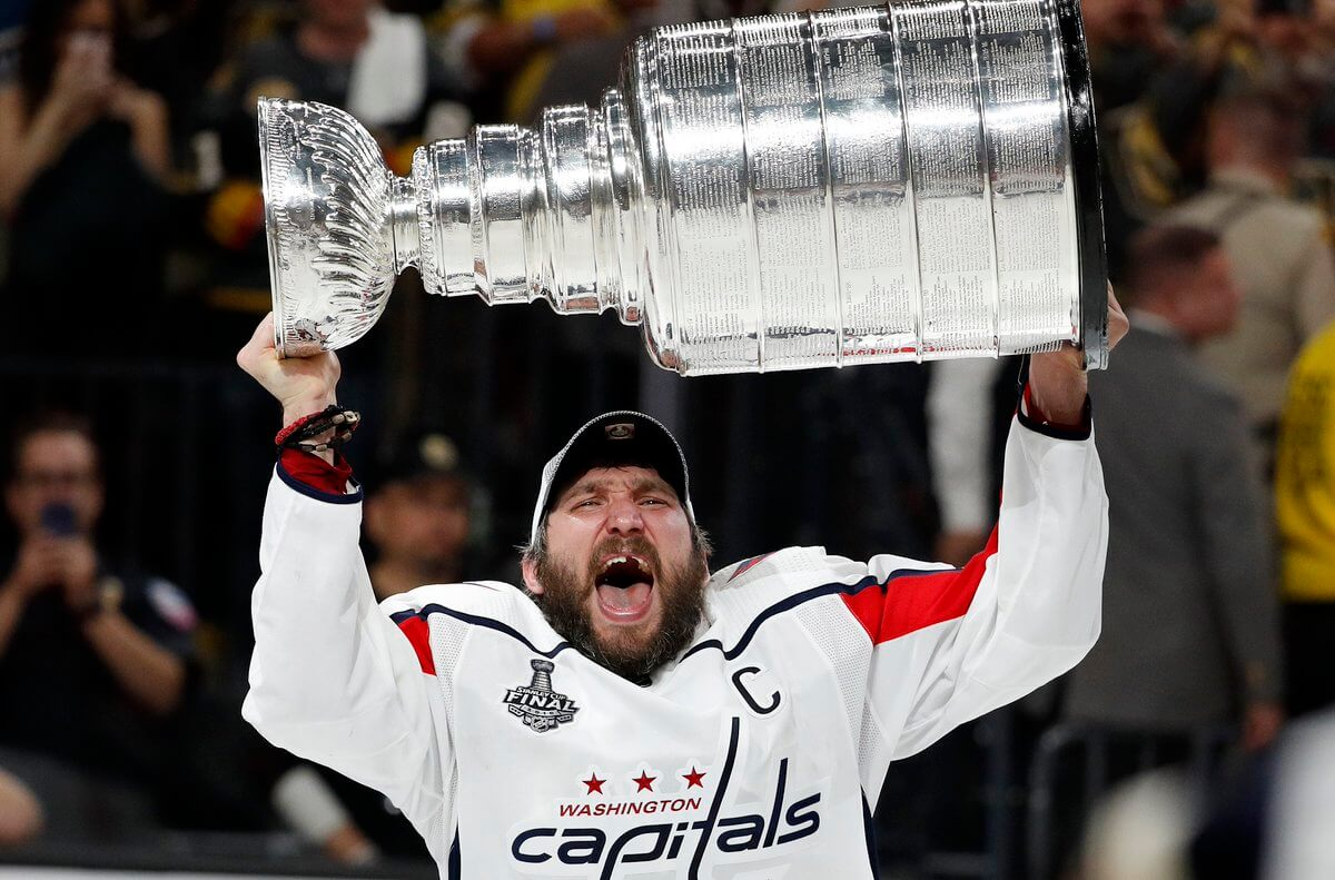 The Washington Capitals are Stanley Cup champions