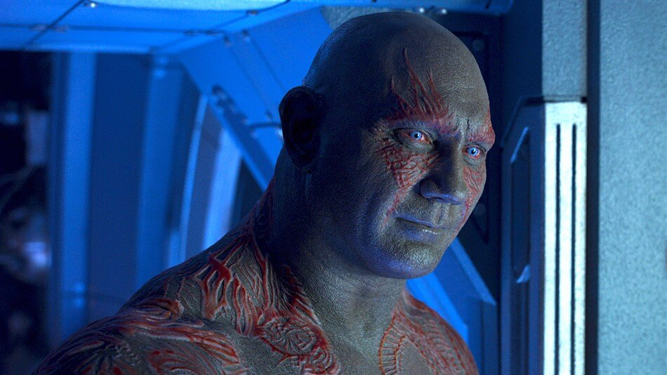 Dave Bautista threatens to quit 'Guardians of the Galaxy Vol. 3'