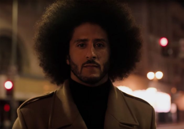 ColinKaepernick and his peaceful protest