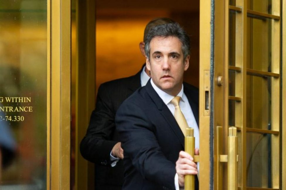 Donald Trump directed Michael Cohen to lie to Congress