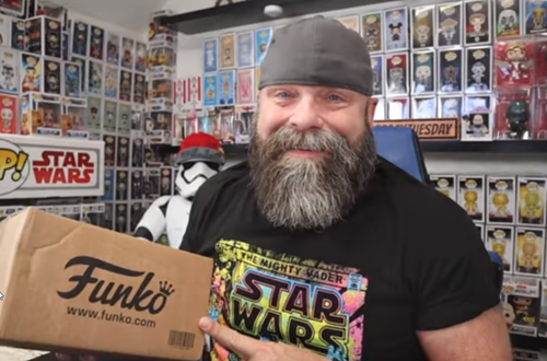 Collecting Funko Pop figures for fun and enjoyment - Bent Corner