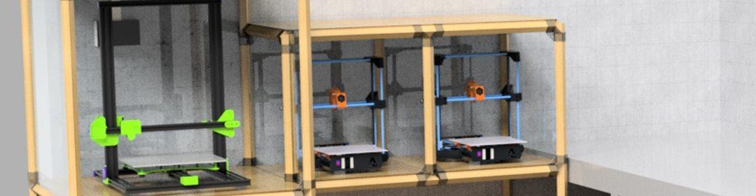 [Projet] Nouveau Setup 3D