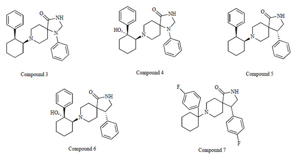 Glycine Transport Inhibitors for the Treatment of